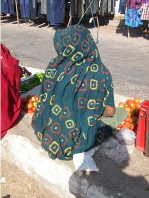 bandhani sari2