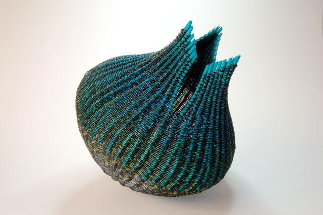 Peacock Pod by Mary Crabb Image: Mary Crabb