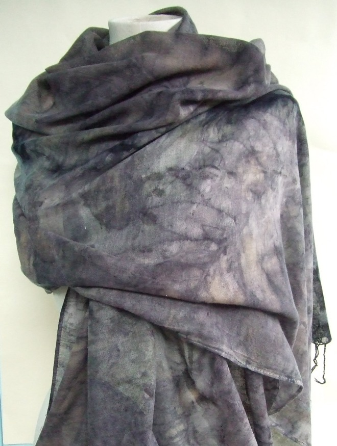 sumac cotton scarf