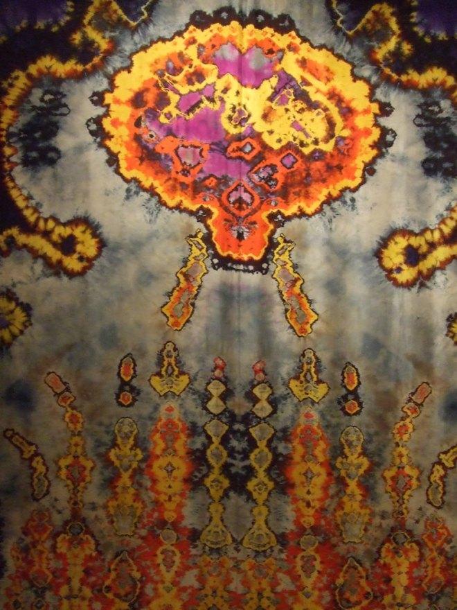 marian clayden silk hanging