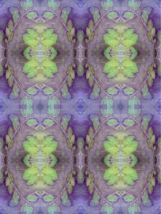 Repeat pattern created with filter
