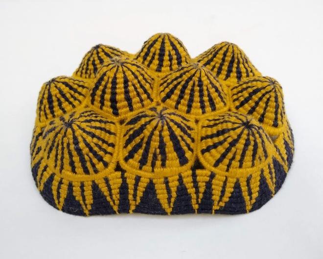 coiled tortoise shell